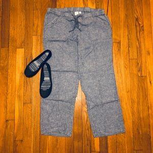 NY & Co. wide leg pants